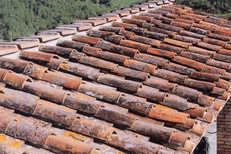 Reclaimed Antique Roofing and tiles