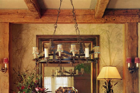 European Reclaimed antique wood beams